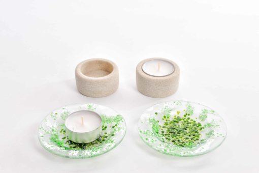 Teelichthalter Set
